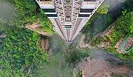"""Лифт Ста Драконов: Самый быстрый внешний подъемник всего за 88 секунд доставляет туристов на вершину гор из фильма """"Аватар"""""""