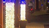 В Бельгии к Рождеству ненароком установили декорации в виде фаллоса, но решили оставить все как есть