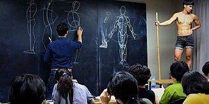 Преподаватель из Таиланда с невероятной точностью рисует тело человека и быстро становится популярным в Сети