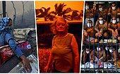Самые впечатляющие фотографии, показывающие события 2020 года: Катастрофы, Коронавирус, Протесты