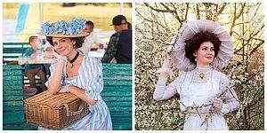 Знакомьтесь с молодой украинкой из Винницы, которая одевается каждый день как в 19 веке (15 фото)