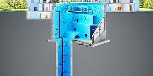 В Польше построили самый глубокий бассейн в мире глубиной 45 метров с подводными затонувшими кораблями для дайверов