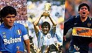 Dünyadan Bir Diego Geçti: Gecekondu Mahallesinde Başlayıp Futbolun Zirvesine Uzanan Hayat Hikayesiyle Armando Maradona