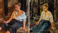Эта русскоязычная группа в Facebook посвящена воссозданию известных произведений искусства во время самоизоляции, и вот 20 лучших работ