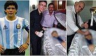 Бывшему сотруднику похоронной службы, сделавшему селфи с Марадонной в гробу, угрожают смертью