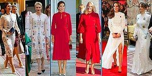 15 раз, когда члены королевских семей появились в одном и том же платье