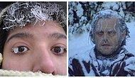 """""""Что-то стало холодать...Не пора ли нам принять?"""", или 18 доказательств, что зимушка-зима стучится в наши двери"""