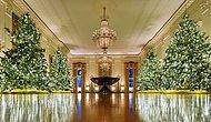 Праздник к нам приходит: В Белом Доме уже нарядили елки, а это значит, что Новый год совсем скоро!