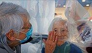 """""""Пузырь объятий"""": Во французском доме престарелых нашли безопасный способ для теплых семейных объятий во время пандемии"""