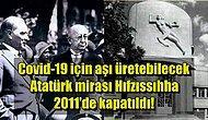 Ah Türkiye'm Ah! Gözbebeği Kurumumuz Hıfzıssıhha İle 1938'de Çin'e Aşı Gönderdiğimizi Biliyor muydunuz?