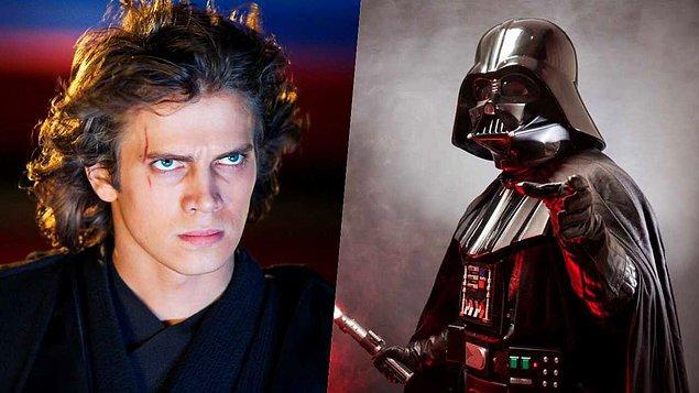 12. Hayden Christensen, Obi-Wan Kenobi dizisinde Darth Vader rolünü yeniden canlandıracak.