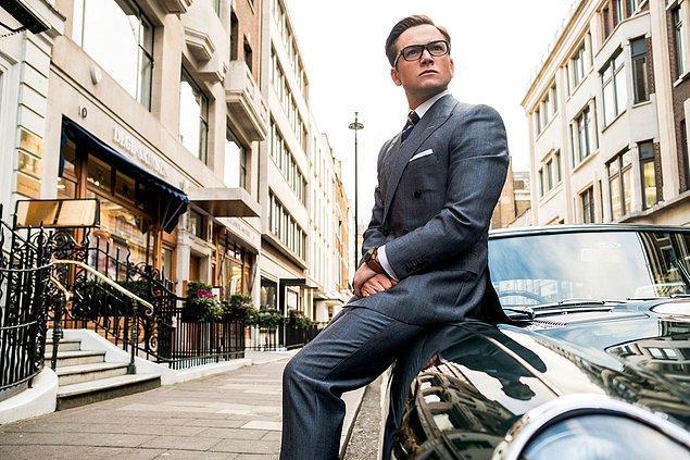 18. Yönetmenliğini Matthew Vaughn'un üstlendiği Kingsman serisiyle bağlantılı yedi yeni filmin hazırlandığı açıklandı.