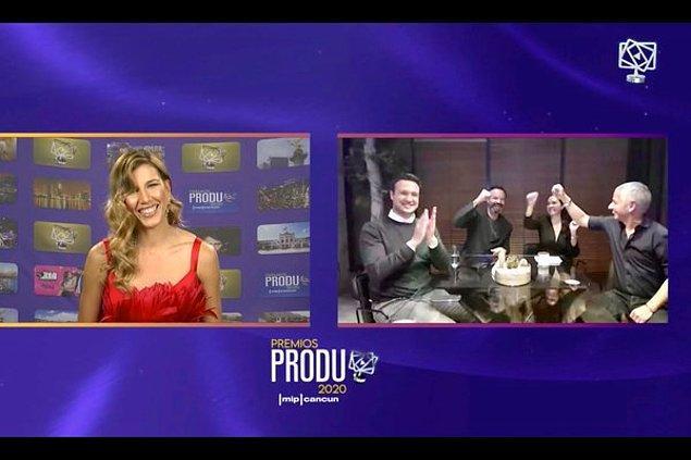 25. Latin Amerika'da televizyon sektörünün en önemli ödüllerinden biri olan Produ Ödülleri, Miami'de gerçekleştirildi.
