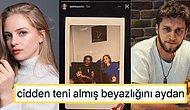 Aşk 101 Dizisiyle Tanıdığımız Güzel Oyuncu İpek Filiz Yazıcı ve Şarkıcı Ufuk Beydemir'in Aşk Yaşadığı İddia Edildi!