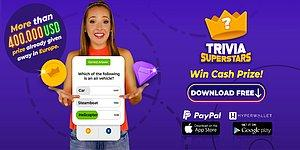 Get ready to explore Trivia SuperStars world? Learn how to make real money with your knowledge!