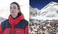 Альпинистка организовал масштабную очистку Эвереста, убрав с горы около 8,5 тонн мусора