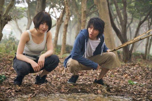 Beklenildiği gibi dizide ünlü Japon oyunculara yer verildi.