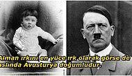 Gelmiş Geçmiş En Acımasız Diktatörlerden Adolf Hitler Hakkında Bilinmeyenler