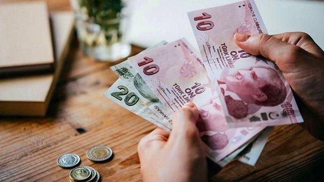 Mevcut asgari ücret net 2 bin 324 lira