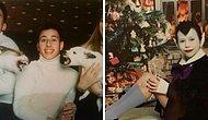 15 смешных, и в то же время, криповых новогодних фотографий из старого семейного альбома