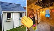Отец построил двухэтажный игровой домик для своей маленькой дочери всего за 800 фунтов стерлингов, после того, как профессионал запросил сумму четыре раза больше