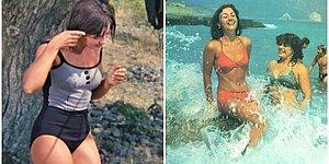 Девушки СССР в купальниках (16 фото)