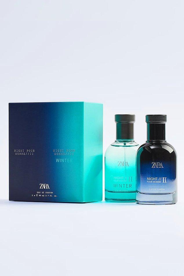 21. Zara diyince akla ilk gelen şeylerden biri tabii ki parfümleri oldu!