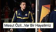 Bir Hayal Gerçek mi Oluyor? Mesut Özil Adım Adım Fenerbahçe'ye Yaklaşıyor