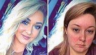 Instagram красотки показывают, как они на самом деле выглядят без макияжа (30 фото)