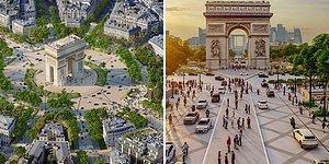 Париж планирует превратить Champs Elysees в огромный сад протяженностью 1,6 км