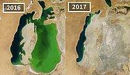 10 изображений НАСА, показывающие, как сильно меняется климат, и это пугает
