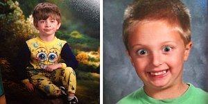 15 самых смешных школьных фото, которые заставили родителей смеяться вслух