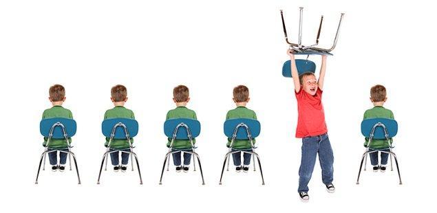 5. Dikkat Eksikliği Hiperaktivite Bozukluğu (DEHB)
