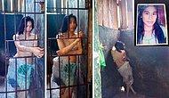 Родственники держат 29-летнюю филиппинку в клетке на протяжение пяти лет, после того, как не смогли оплатить ее лечение в психиатрической клинике