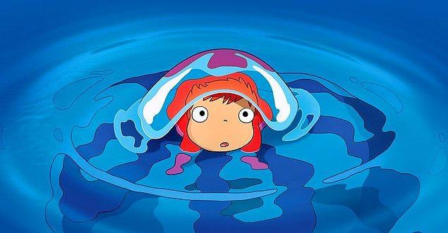 Ponyo – Küçük Deniz Kızı Ponyo (2008)