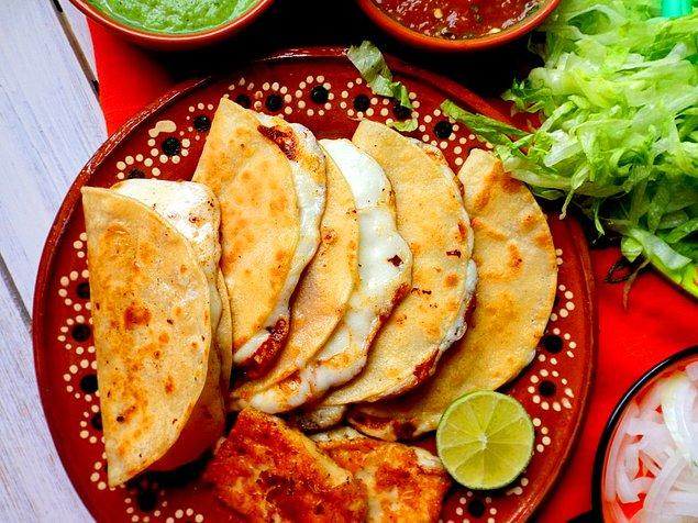 7. Kahvaltılık Taco Tarifi: