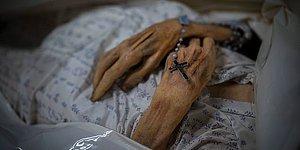 В Испании 85-летняя женщина, которая  якобы умерла от Covid-19, вернулась в дом престарелых через десять дней и шокировала своего мужа