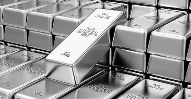 29 Ocak Cuma Gümüş Fiyatları