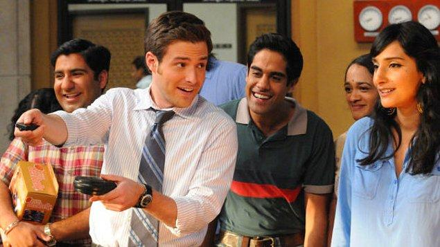 12. Outsourced (2010 - 2011)