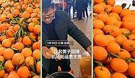 4 Çinli, Ek Bagaj Ücreti Ödememek İçin Yanlarındaki 30 Kilo Portakalı Yedi: 'Bir Daha Asla...'
