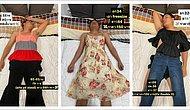 Гениальная бизнес-идея: Жена превращает своего ни о чем не подозревающего спящего мужа в модель для продажи одежды онлайн
