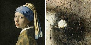 """Панорама размером 10 миллиардов пикселей раскрывает все детали картины Вермеера """"Девушка с жемчужной сережкой"""""""