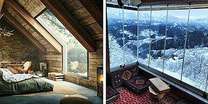 Люди делятся самыми красивыми интерьерами комнат, которые можно найти в мире, и вот 10 лучших из них