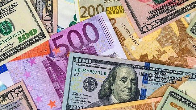 8 Şubat Dolar ve Euro Fiyatları