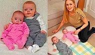 У англичанки редкая двойная беременность: она зачала дочь всего через три недели после того, как забеременела сыном