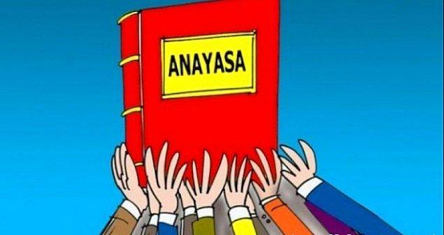 Selvi, anayasanın en geniş katılımla yapılacağını iddia etti.