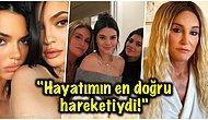 Kylie Jenner Cinsiyet Geçiş Ameliyatı Olan Babasına Makyaj Yaparken Herkesin Merak Ettiği O Soruyu Sordu