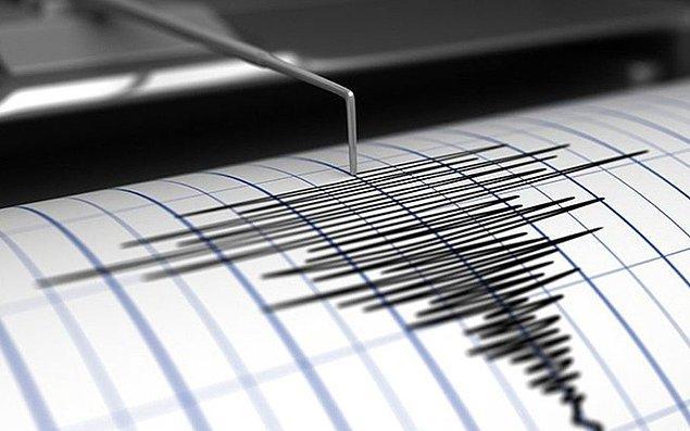 Üst Üste Depremler