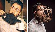 20 самых эпических образов от Исайя Уэбб, которые он создает из своей же бороды