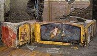 """В Помпеях обнаружены останки заведения """"быстрого питания"""", которое действовало в I веке нашей эры"""